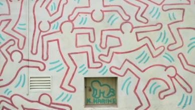Keith Haring artiste