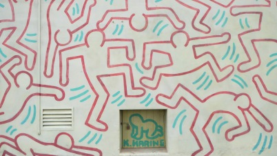 Keith Haring artiste